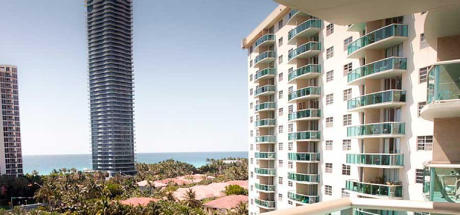 Ocean View Condominiums