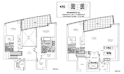 Jade Ocean Floor Plan PHC2