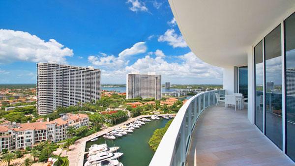 Bellini Aventura condo in Miami