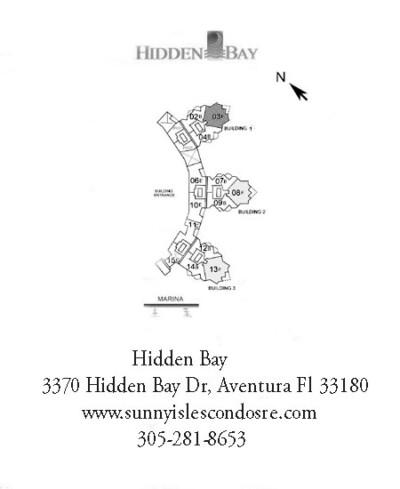 Hidden Bay Condos floor plan