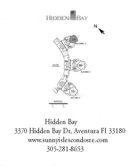 Hidden Bay floor plan