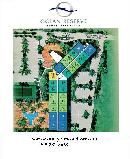 Ocean Reserve Floor Plan