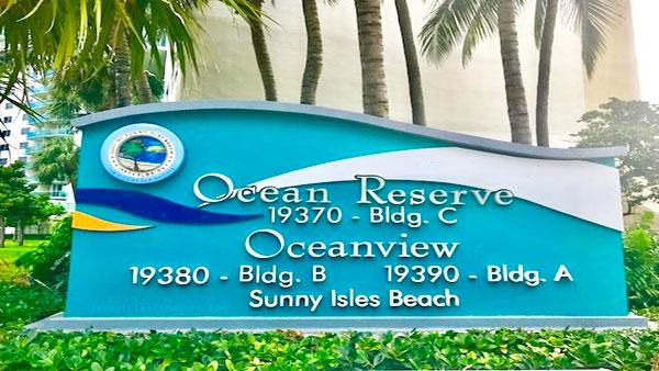 oceanview A condominium sunny isles beach
