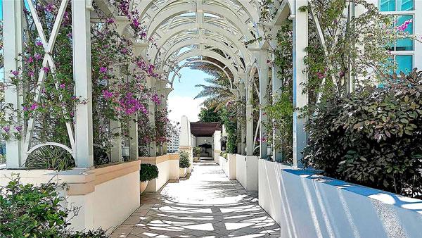 st tropez sunny isles gardens