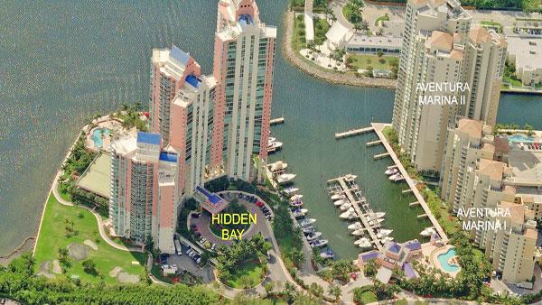 Hidden Bay Condominiums, Aventura