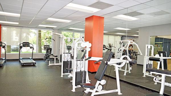 oceanview a gym