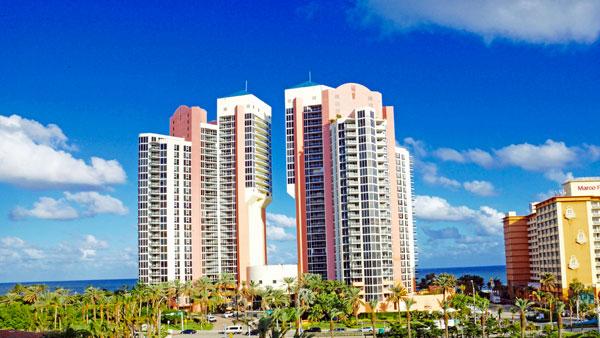 Ocean ONE Condominiums