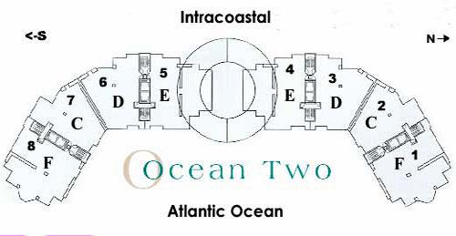 Ocean Two Floor Plan