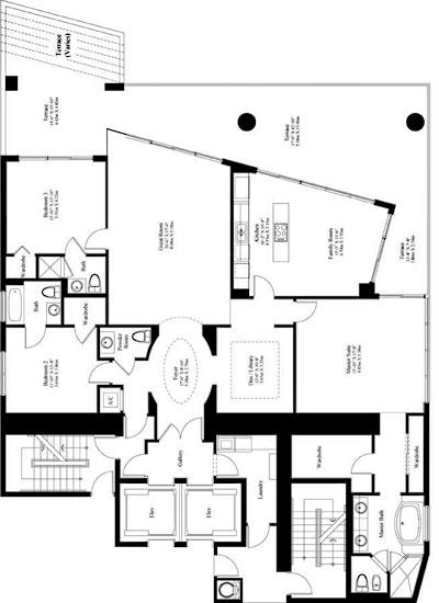 Sayan floor plan line 01