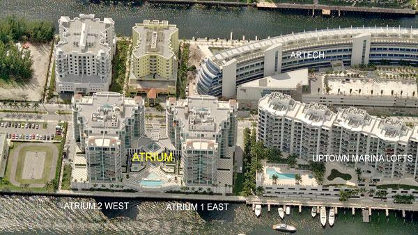 Aventura Atrium Condominiums