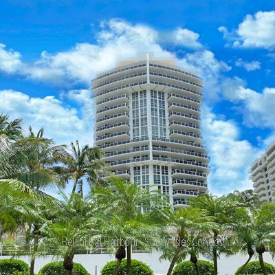 bellini bal harbour condominium complex