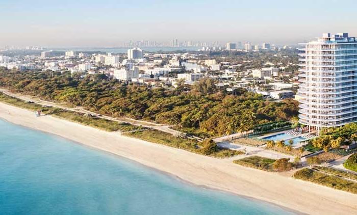 Eighty Seven Park - new developments in Miami
