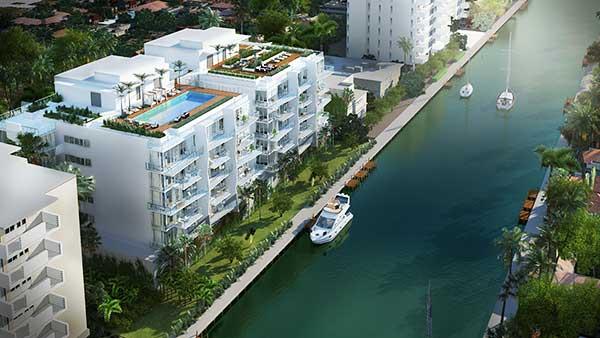 KAI - new developments at Bay Harbor Islands