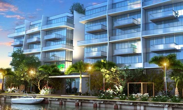 Louver House - new developments at Miami Beach