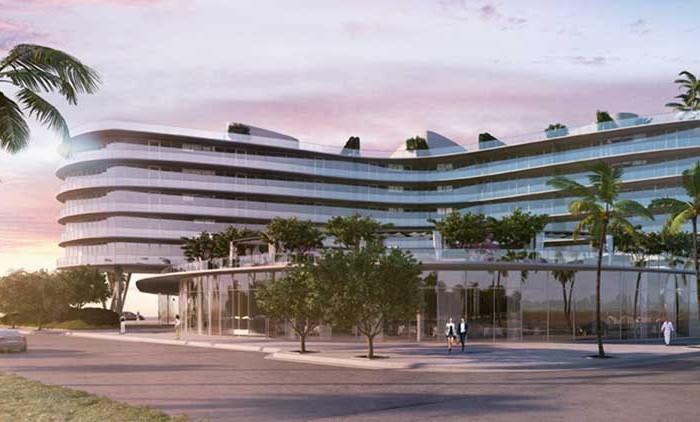 One Ocean - new developments at Miami Beach