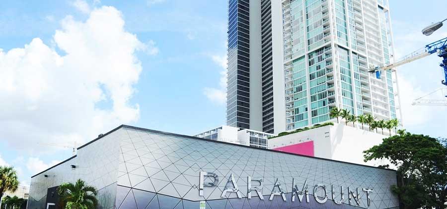 Paramount Miami Worldcenter - new developments at Miami