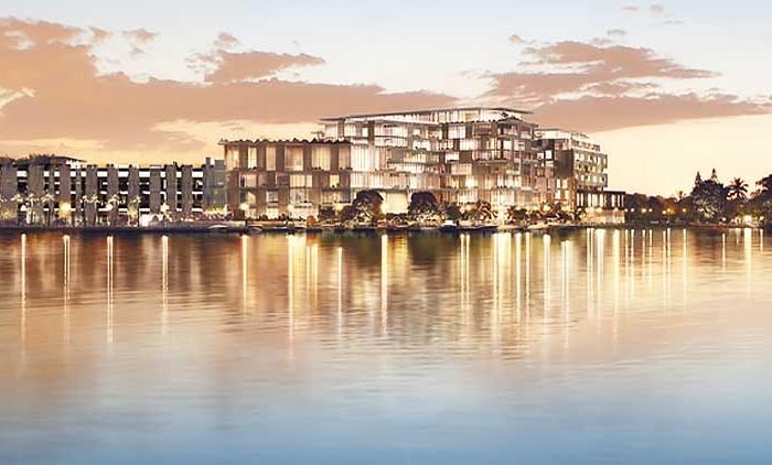 Ritz-Carlton Residences - new developments at Miami Beach