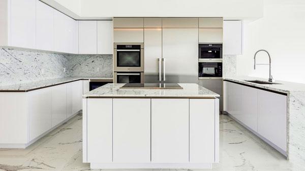 Privé kitchen Aventura