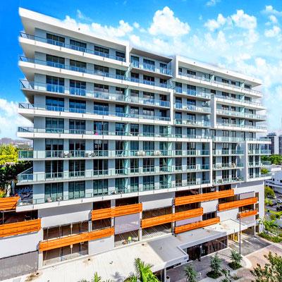 aventura Parksquare residential complex