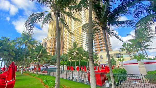 trump towers two condos sunny isles beach fl 33160