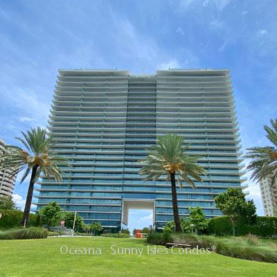 oceana bal harbour condominium complex