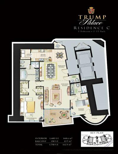 trump palace line 07 residence C