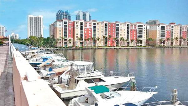 winston towers 100 condominium sunny isles beach