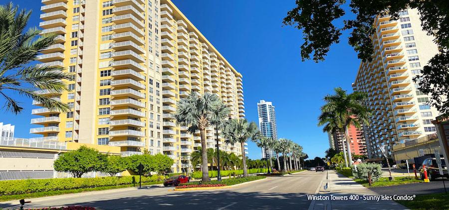 Winston Towers 400 Condos