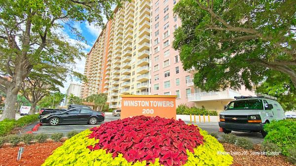 Winston Towers 200