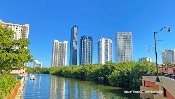 Winston Towers 600 views