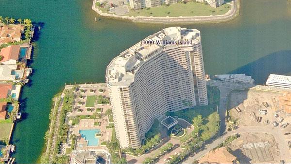 Williams-Island-1000 aerial view