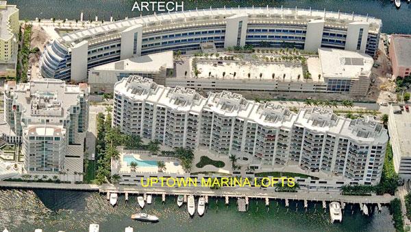 Uptown Marina Lofts Condos