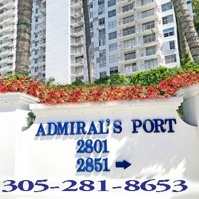 admiral port west condominium complex