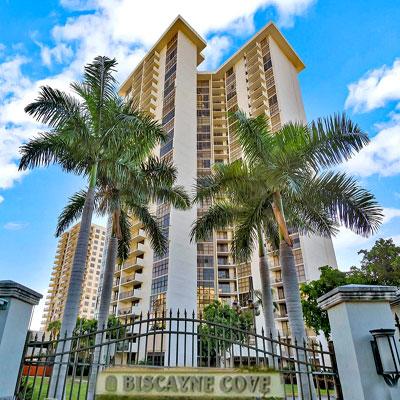 biscayne cove condominium complex