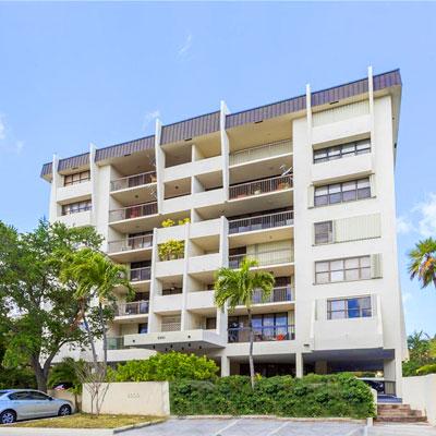 9300 Harbor Terrace residences condominium complex