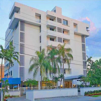 Seascape club condominium complex
