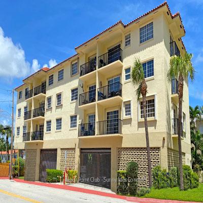 beach point club apartments