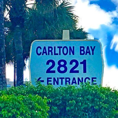 carlton bay residential complex