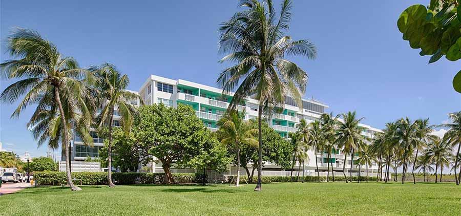 ocean park condominium