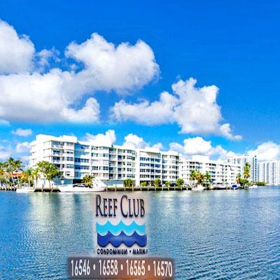 reef club condo building