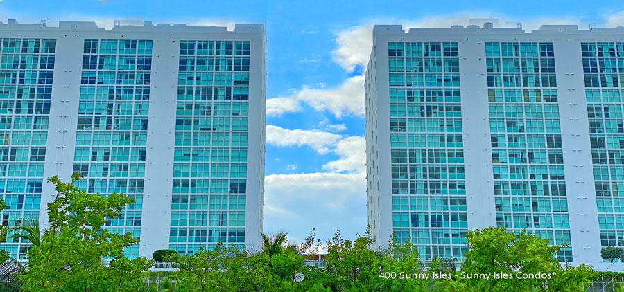 400 sunny isles apartment complex