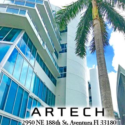 artech apartment building