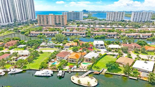 atlantic island residential community