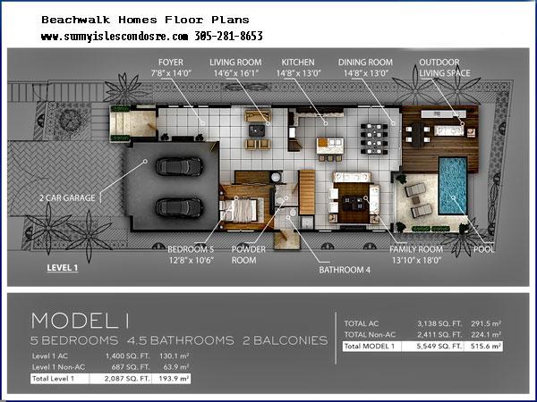atlantic 15 homes floor plans
