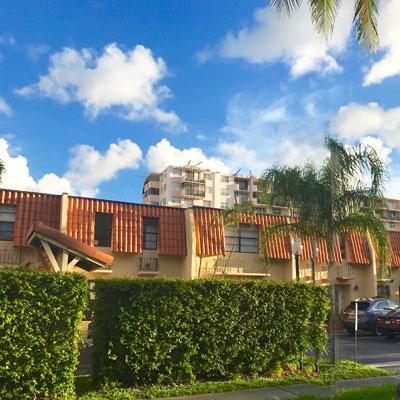 beach club villas residential complex