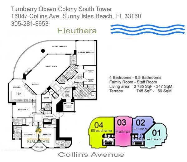 turnberry ocean colony Eleuthera