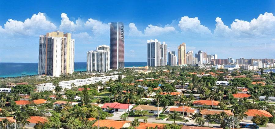 golden shores residential complex