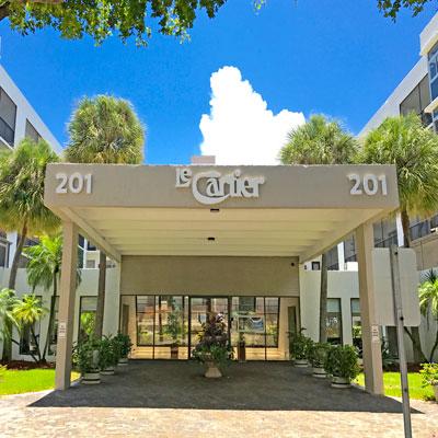 le Cartier condominium complex