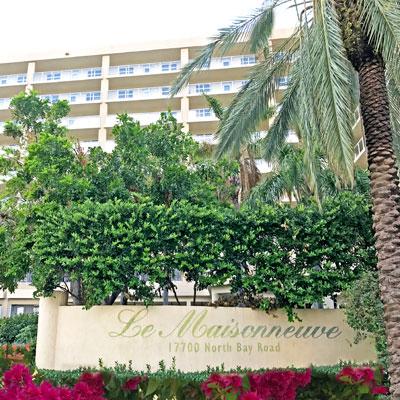 le Maisonneuve apartment building