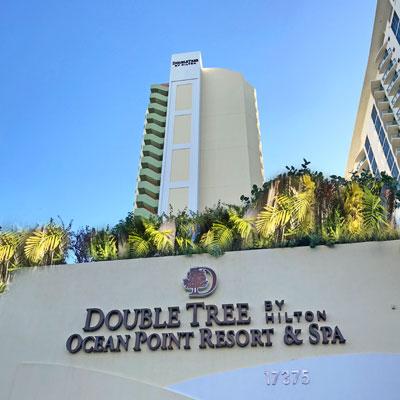 Ocean Point Condominium Complex